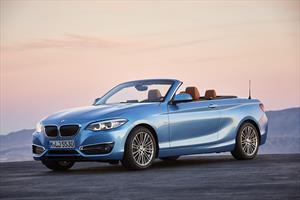 BMW Serie 2 220iA Convertible Sport Line Aut nuevo color A eleccion precio $755,000