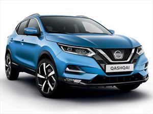 Nissan Qashqai 2.0L Sense Connect Aut  nuevo color A eleccion precio $96.990.000