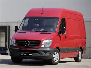 Foto Mercedes Benz Sprinter Furgon 415 3665 TE V1 financiado