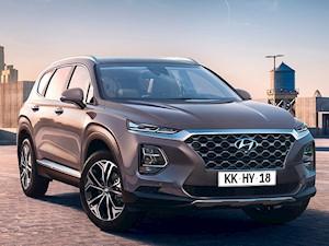 Hyundai Santa Fe 2.2L CRDI Limited 4x4 Aut  nuevo precio $31.190.000
