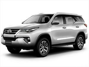 Toyota Fortuner  2.8L TDI SRX 4x4 nuevo precio $29.990.000