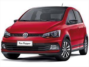 foto Volkswagen Fox Pepper
