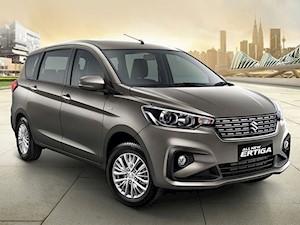 Suzuki Ertiga GLX Aut financiado en mensualidades mensualidades desde $3,999