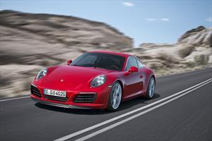 Porsche 911 Carrera Coupe Black Edition PDK nuevo color A eleccion precio $1,565,500