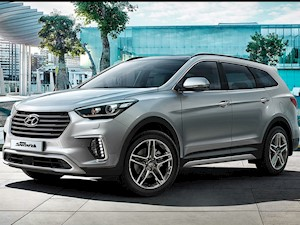 Foto venta Auto nuevo Hyundai Grand Santa Fe 2.2L CRDI NAV Full 4x4 Aut  precio $28.190.000