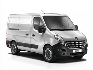 Renault Master Furgon L1H1 nuevo color A eleccion precio $3.629.200