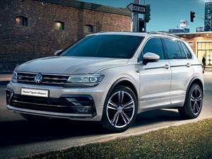 Volkswagen Tiguan Allspace 1.4 Trendline Aut nuevo color A eleccion precio $2.709.370