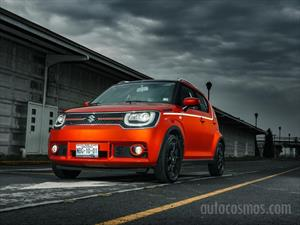 Suzuki Ignis GL nuevo color A eleccion precio $214,990