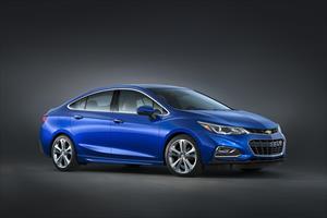 Foto venta Auto nuevo Chevrolet Cruze LT Aut color A eleccion precio $332,700