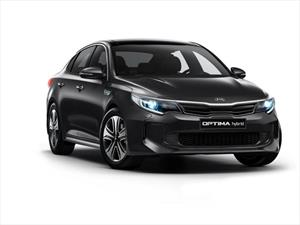 Kia Optima Hibrido