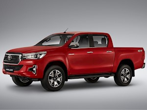 foto Oferta Toyota Hilux 2.8 4x4 SRX TDi DC nuevo precio $2.529.565