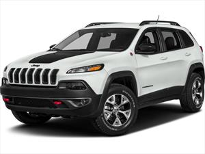 Foto Jeep Cherokee Trailhawk 3.2 Aut financiado