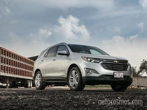 Chevrolet Equinox LT nuevo color A eleccion precio $535,700