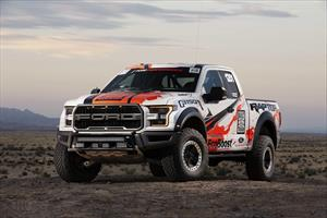 foto Ford F-150 Raptor Cabina y Media 4x4