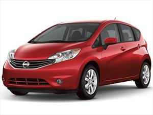Foto Nissan Note Sense Aut financiado