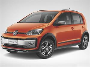 Volkswagen up! 5P 1.0 Cross up! nuevo color Blanco Cristal precio $971.083