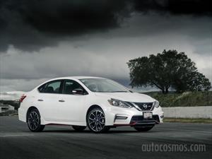 foto Nissan Sentra Nismo nuevo color A elección precio $415,900