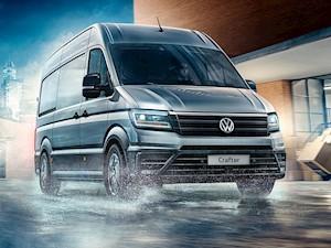 Volkswagen Crafter Cargo Van 3.5 Ton MWB nuevo color A eleccion precio $664,153