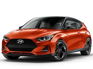 Hyundai Veloster 1.6T Ultimate (2019)