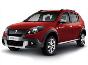 foto Renault Sandero Stepway 1.6 Tweed
