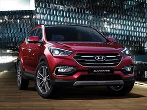 foto Hyundai Santa Fe GLS 2.2 TDi 4x4 7 Asientos Aut Full Premium