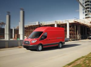 Ford Transit Diesel Van Jumbo nuevo color A eleccion precio $730,900