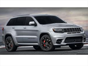 Foto Jeep Grand Cherokee SRT-8 Blue Edition nuevo color A eleccion precio $1,459,900