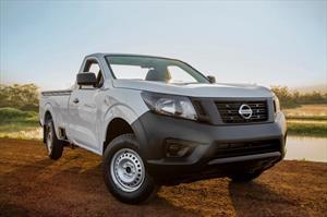 Nissan NP300 2.5L Pick-up Dh A/A Paquete de Seguridad nuevo color A eleccion precio $349,700