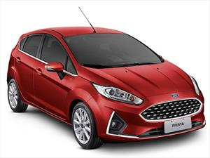Ford Fiesta Kinetic S Plus (2019)
