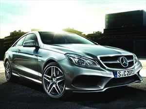 Mercedes Benz Clase E Coupé