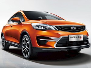 foto Geely Emgrand GS Active (2020)