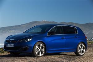 Foto venta Auto nuevo Peugeot 308 GT color A eleccion precio $479,900