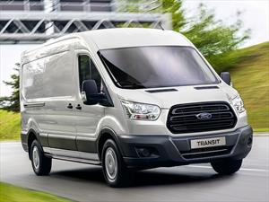 Foto Ford Transit Van Mediana 2.2L TDi financiado