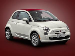 Foto Fiat 500 Cabrio Lounge Aut financiado