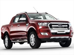 foto Ford Ranger Limited 3.2L 4x4 TDi CD Aut (2019)