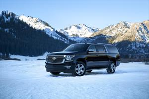 Chevrolet Suburban LT Piel Banca nuevo color A eleccion precio $1,210,500