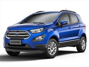 Ford Ecosport 1.5L SE  nuevo color Negro Ebano precio $67.990.000