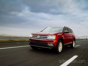 Foto Volkswagen Teramont Highline financiado
