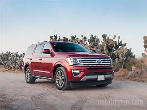 Ford Expedition Limited Max 4x2 nuevo financiado en mensualidades(enganche $551,950 mensualidades desde $45,581)