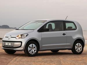 Volkswagen up! 3P high up!