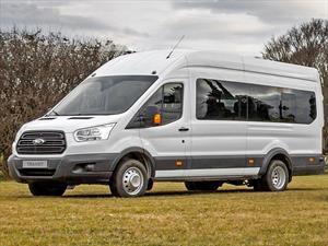 Foto Ford Transit Minibus TE 2.2L TDi financiado