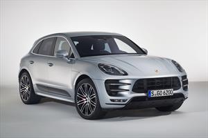 foto Porsche Macan Turbo Performance Package (2018)