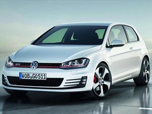 Foto venta Auto nuevo Volkswagen Golf GTI 5P 2.0 TSI DSG Cuero color Blanco precio $1.250.000