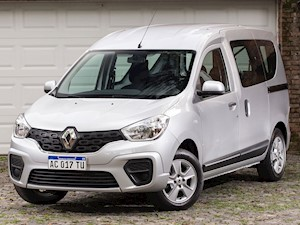 Foto Renault Kangoo Zen 1.6 SCe financiado