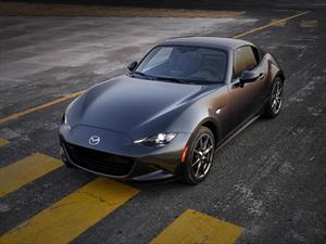 Mazda MX-5 RF Aut nuevo color A eleccion precio $511,900