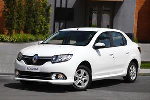 Renault Logan Intens nuevo color A eleccion precio $227,100