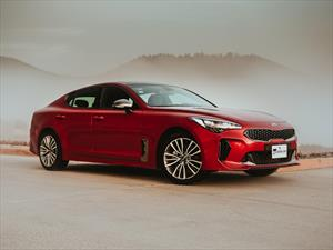 Foto Kia Stinger EX financiado