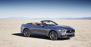 Foto Ford Mustang GT 5.0L V8 Convertible Aut
