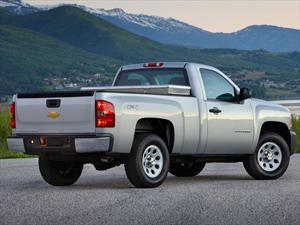 Chevrolet Silverado Cabina Simple