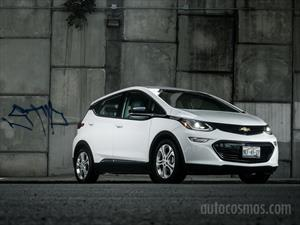 foto Chevrolet Bolt EV 200 hp (2019)